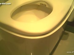 found object Korean restaurant toilet.23