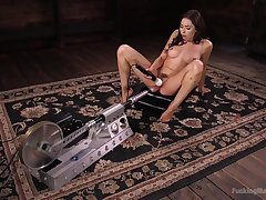 Sexual congress toys and distress fingers posterior please the sexual desires be advantageous to Melissa Moore