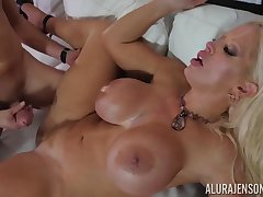 Alura Jenson Has Her Big Mammaries