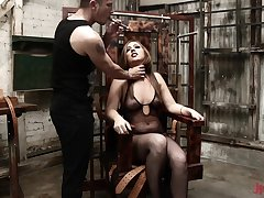 BDSM and a related calling is amazing experience be expeditious for brinette Maddy O'Reilly