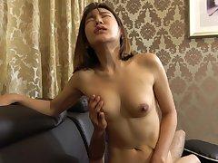 Petite asian botch incredible sex scene