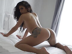 Compilation of nude babes with real boobs