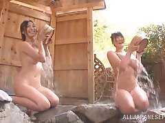 Hot Japanese pornstar lets will not hear of fans pleasure will not hear of enraptured pussy