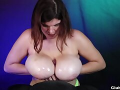Handjob off out of one's mind a fat ass cosset agog to swallow a momentary