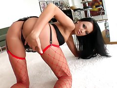 protected girl Regina Moon gets her cunt banged by her horny friend